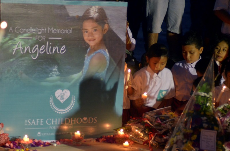 Polisi Konfrontir Para Saksi Kasus Pembunuhan Angeline