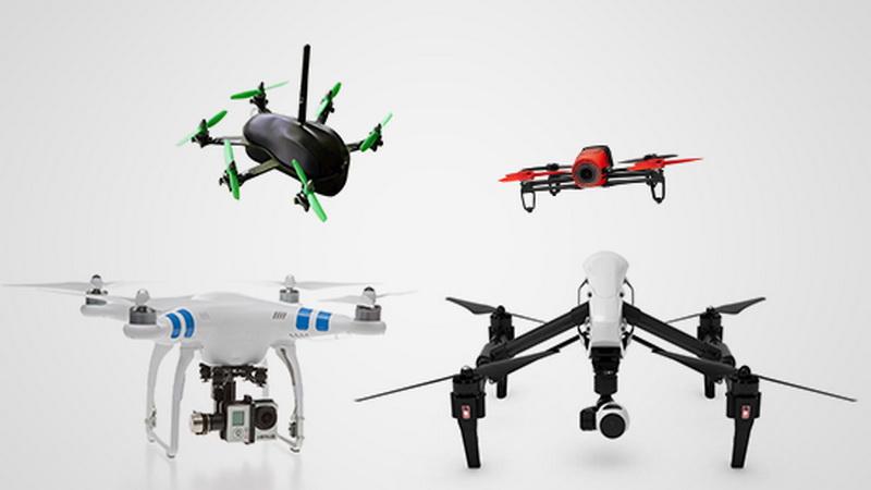 ini daftar drone terbaik di 2017