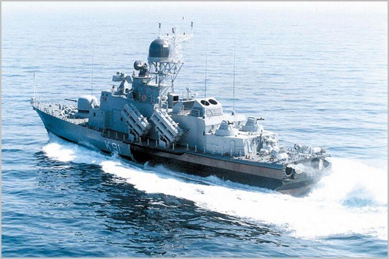 Rusia Hadiahi Mesir Kapal Rudal Termutakhir