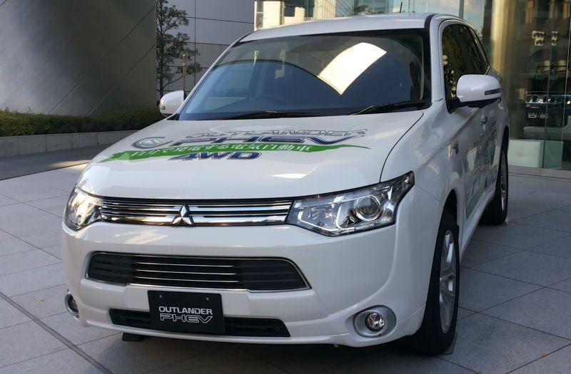 Mitsubishi Indonesia Outlander Phev Tak Butuh