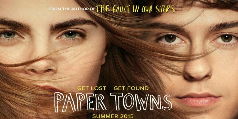 Paper Towns - Movie Review - YouTube