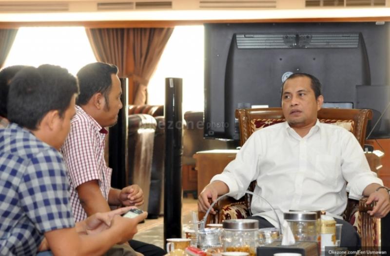 Menteri Marwan Jafar (Foto: Okezone)