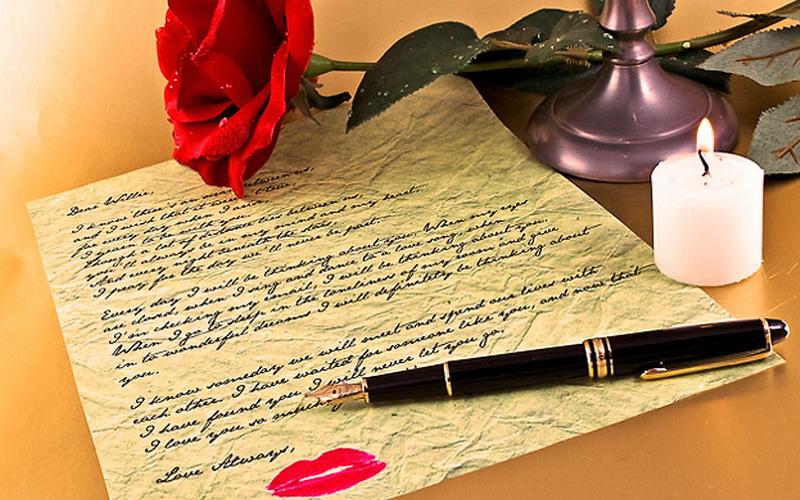 Tips Menulis Surat Cinta Paling Romantis Okezone Lifestyle