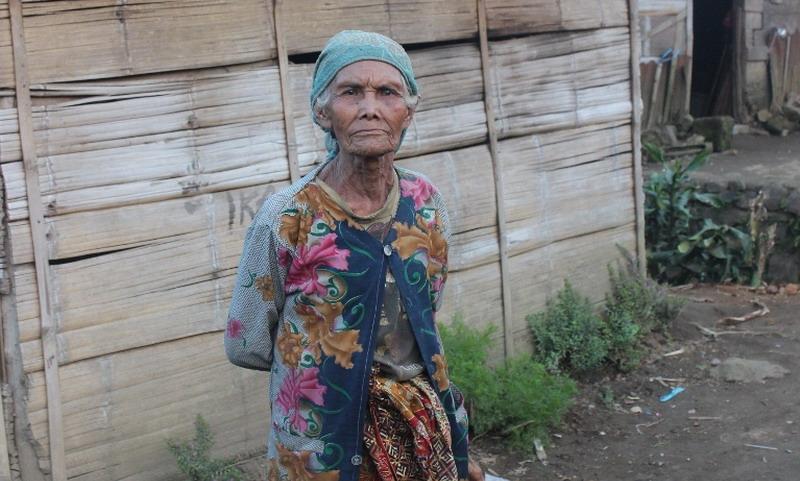 Kisah Nenek 102 Tahun Masih Mampu Panggul Beban 50 Kg