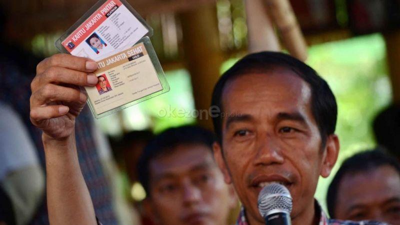 Ke Istana, Bos IMF Soroti Kartu Sakti Jokowi