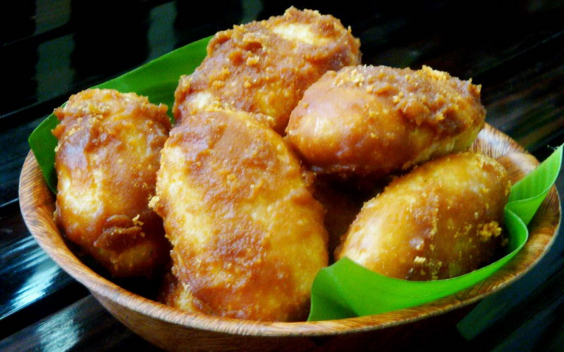Resep Camilan Spesial Gemblong With Talas Fillings Okezone Lifestyle