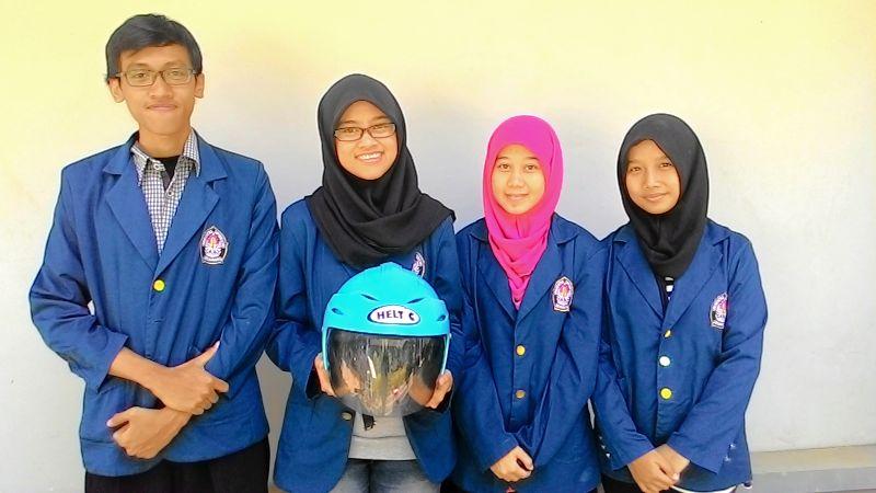 Aman, Cantik & Sehat dengan Helm Heltic