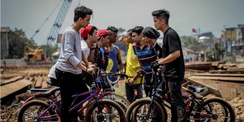 Go BMX, Sinetron Penuh Aksi Menarik di MNCTV : Okezone