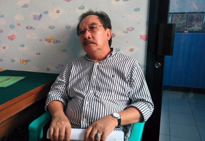 Kerja di Kantor Notaris, Antasari Azhar Digaji Rp3 Juta