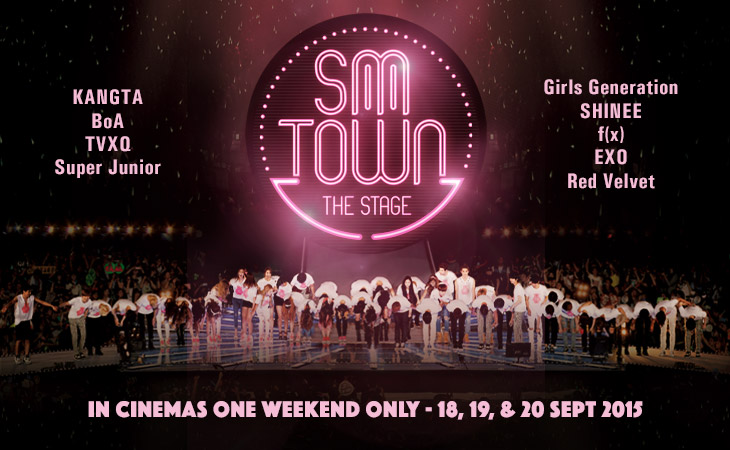 Download Film K-Pop SM TOWN The Stage 2015 Bluray Subtitle Indonesia