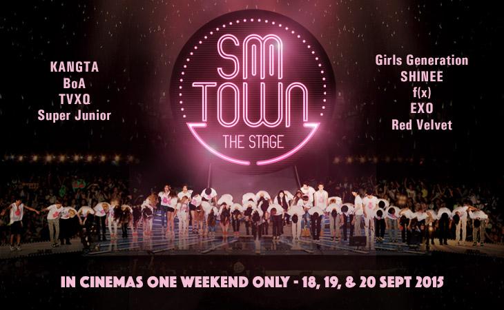 Hasil gambar untuk K-Pop SM TOWN The Stage 2015