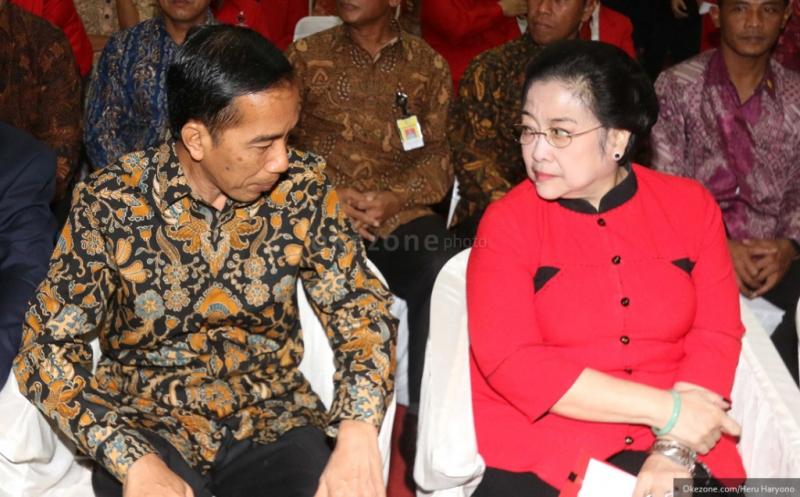 Jokowi & Megawati Siap Hadiri Rakernas Nasdem