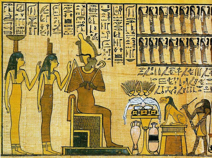 Piramida di Pekuburan Didedikasikan untuk Dewa Osiris?