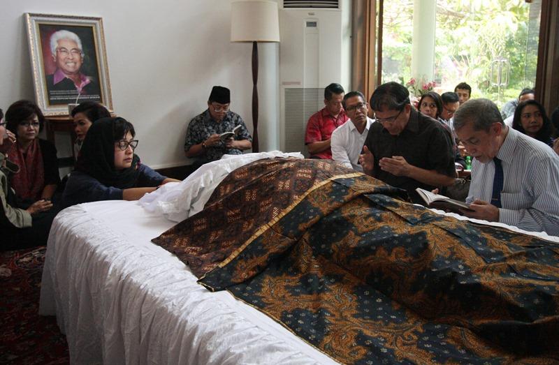 Adnan Buyung Nasution Di Mata Si Doel Okezone News