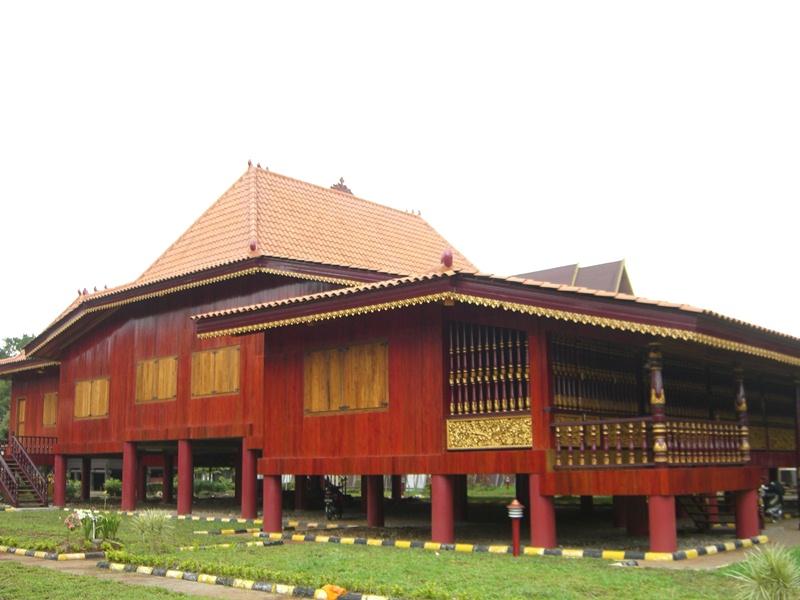 Berkenalan Dengan Rumah Limas Khas Sumatera Selatan Okezone Travel