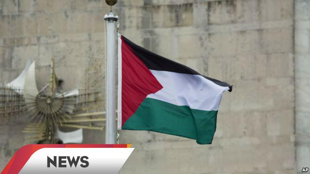 Bendera di Markas PBB Jadi Harapan Palestina Merdeka ...