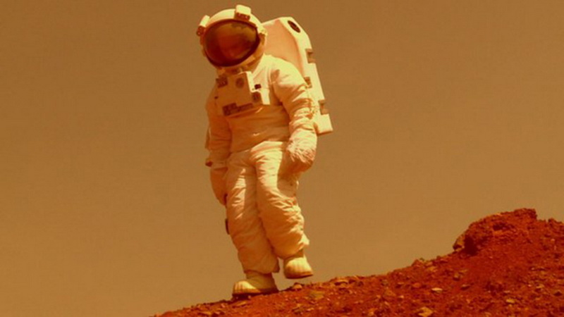Dennis Tito's 2021 Human Mars Flyby Mission Explained ...