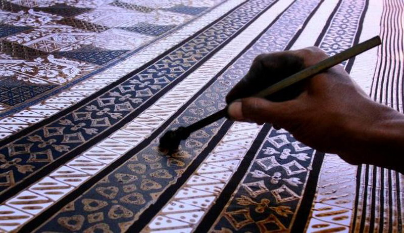 76 Gambar Batik Jawa Tengah Paling Bagus
