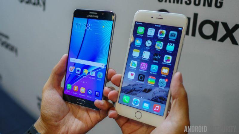 Ini Cara Transfer Kontak Dari Iphone Ke Android Okezone Techno