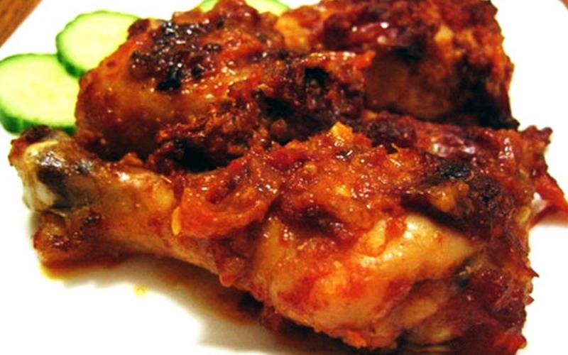Resep Ayam Panggang Bumbu Rujak Yogyakarta : Okezone Lifestyle