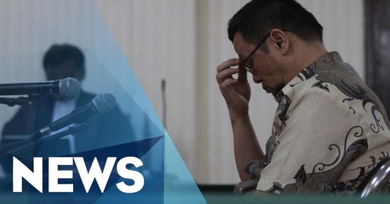 Tangan Kanan Wawan Dituntut Empat Tahun Penjara