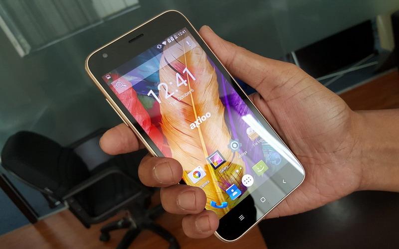 Axioo PicoPhone M4P, Mencoba Peruntungan di Negeri Sendiri