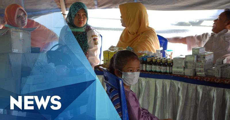 61 Ribu Lebih Warga Riau Terpapar Penyakit Akibat Asap
