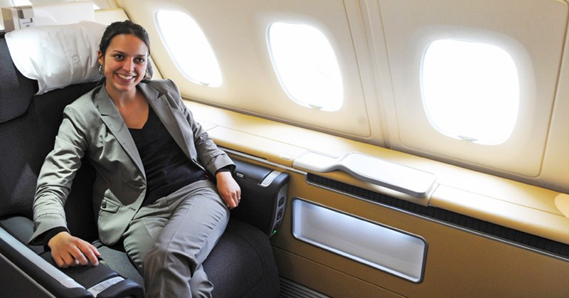 Tips Memilih Tempat Duduk Di Pesawat Okezone Travel