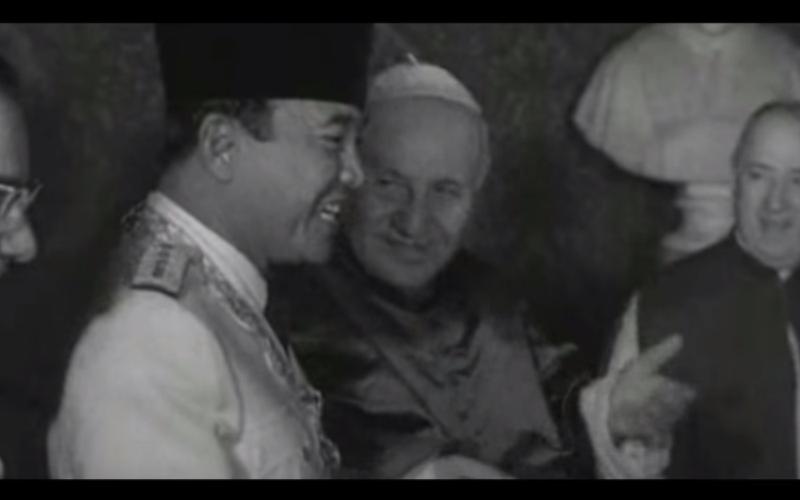 Soekarno Dan Tiga Medali Tertinggi Vatikan Okezone Nasional