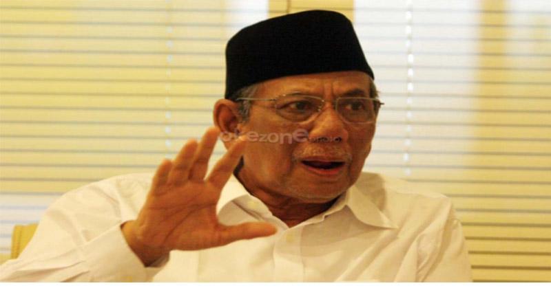 Hasyim Muzadi. (Foto: Okezone)