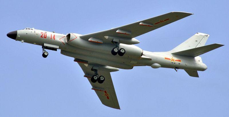 China Miliki Pesawat Bomber untuk Serangan Jarak Jauh