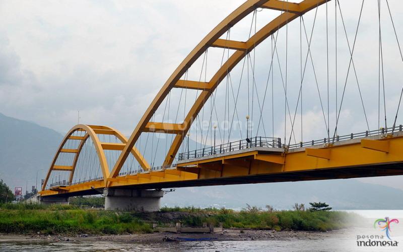 Mitos Jembatan Kota Palu Okezone Travel
