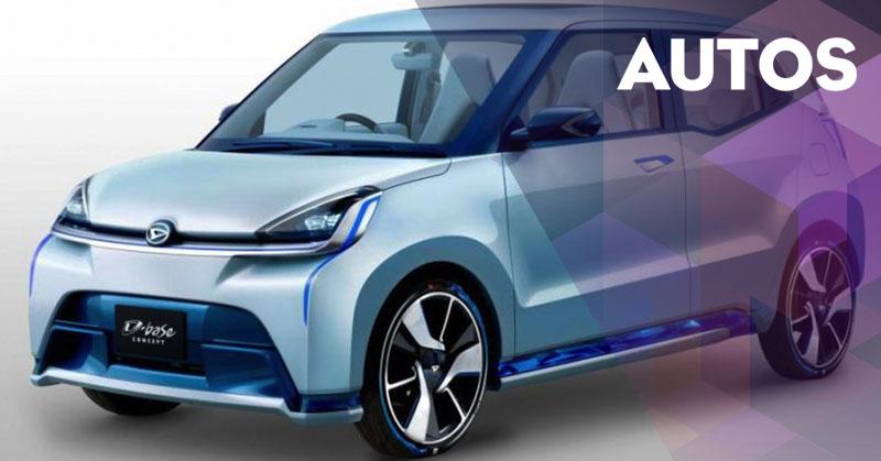 Daihatsu boyong mobil konsep mungil