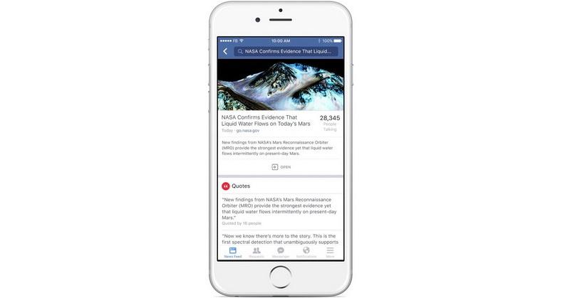 Fitur Mesin Pencari Facebook Tiru Google