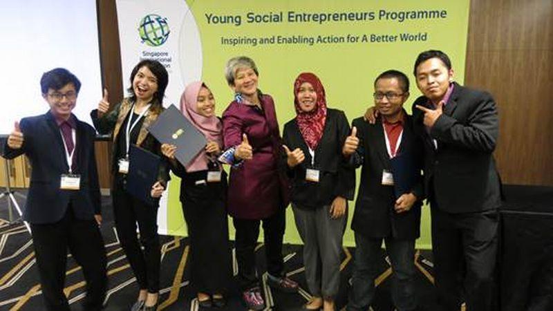 Empat tim Indonesia menjuarai kompetisi wirausaha sosial, YSE 2015. (Foto: dok. YSE 2015)