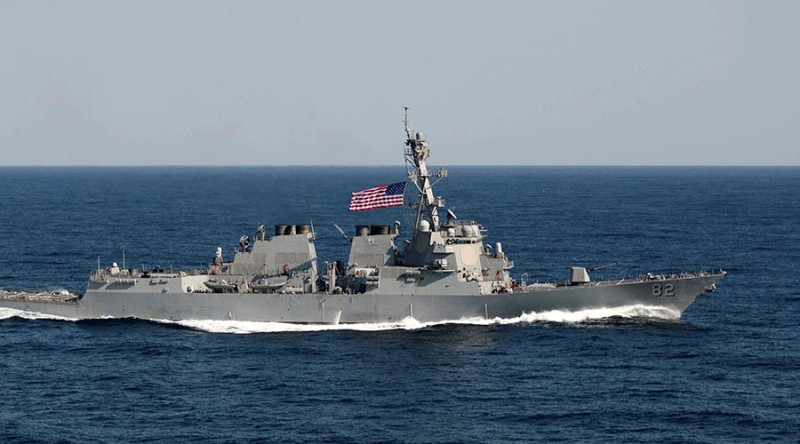 AS mengirimkan kapal penghancur USS Lassen ke wilayah sengketa di Laut China Selatan. (Foto: Reuters)