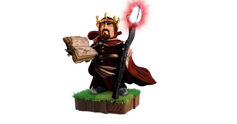 Clash of Clans Bakal Hadirkan Hero Baru 'Master Wizard'