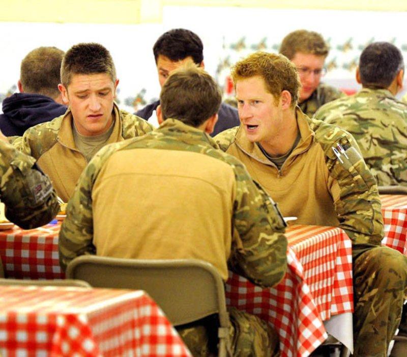 Pangeran Inggris Rindu Jadi Tentara Lagi : Okezone News