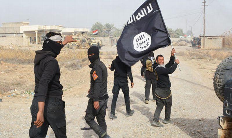 Kelompok militan ISIS (Foto: Express)