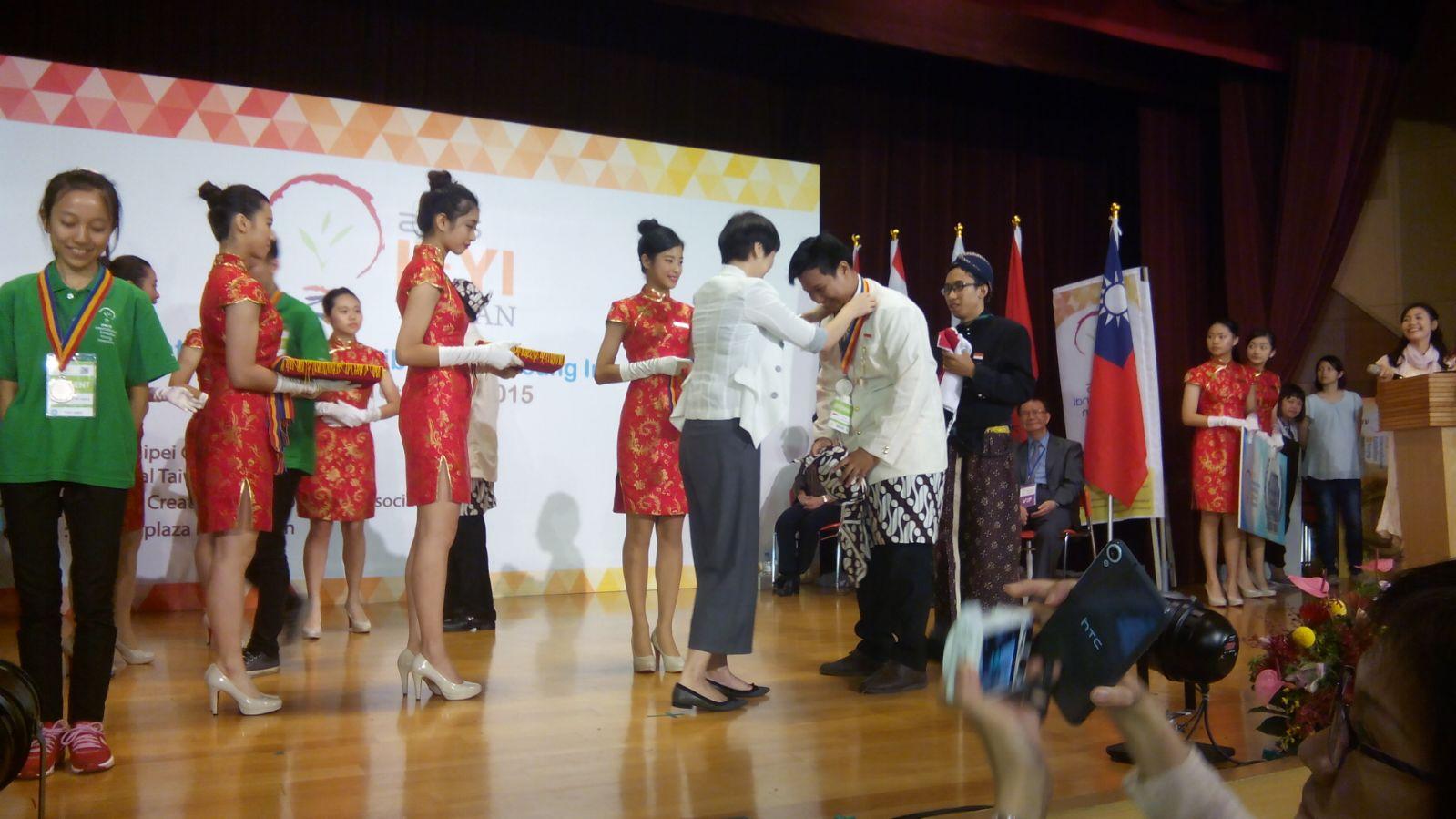 Tujuh Pelajar Indonesia Menangkan Kompetisi Teknologi Hijau Di Taiwan Okezone News