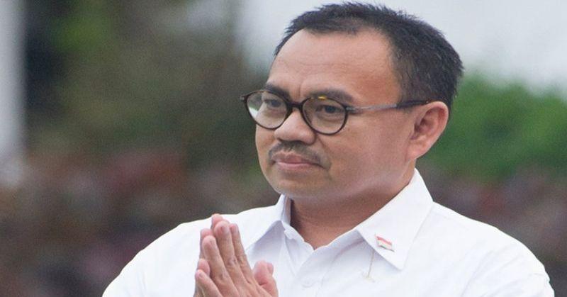 Laporan Sudirman Said Konspirasi Dibalik Isu Reshuffle