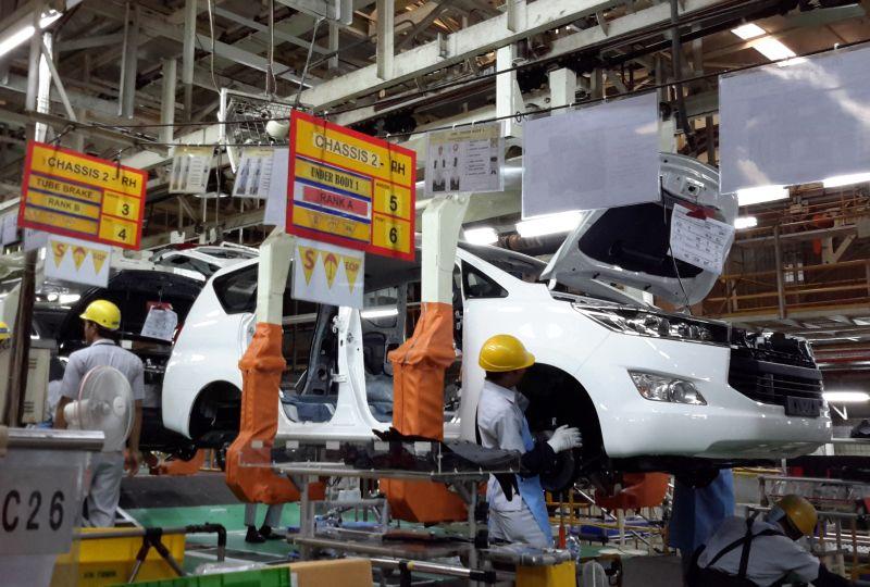 90 Komponen Toyota All New Kijang Innova Baru Okezone News