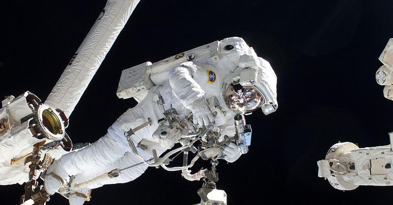 Ini Cara Astronot Bertahan Hidup di Luar Angkasa