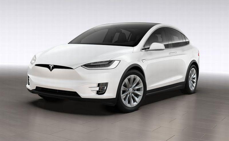 Tesla Buka Pemesanan Suv Listrik Model X Harga Mulai Rp1 M Okezone Otomotif