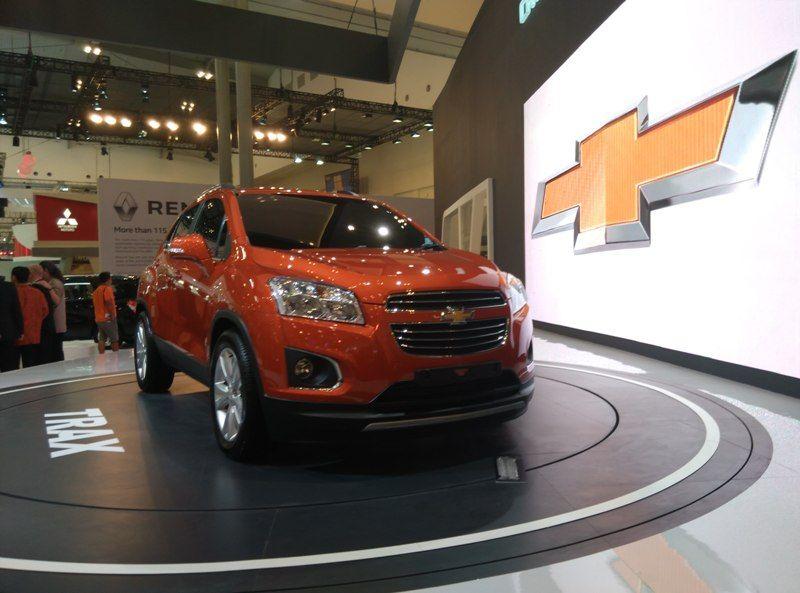 Chevrolet Trax Siap Pamer Ketangguhan Di Sirkuit Sentul Okezone News