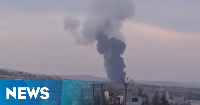 Rusia Balas Dendam, Pemberontak Suriah Dibombardir dari Laut & Udara