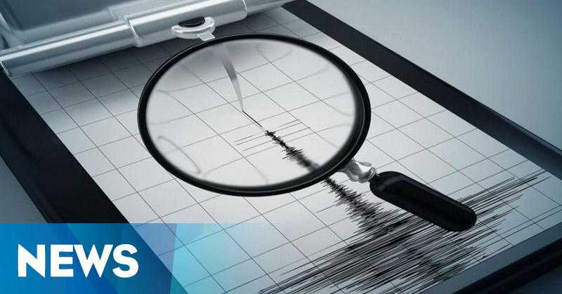 Gempa 5,6 SR Guncang Kota Bitung