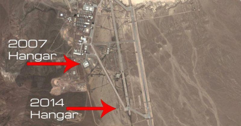 Mengenal Tempat Paling Misterius, Area 51