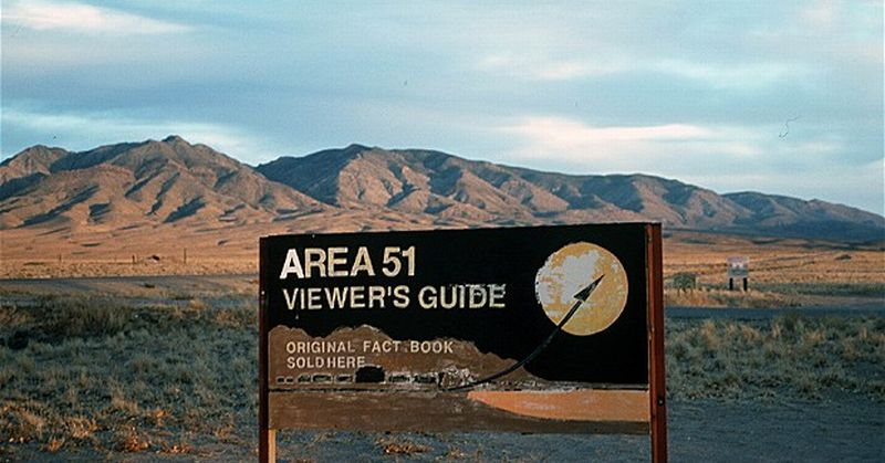 Enam Mitos dan Fakta Tempat Misterius Area 51