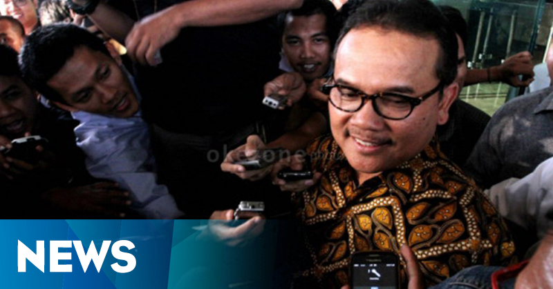 Mantan Gubernur Riau Rusli Zainal Ajukan PK